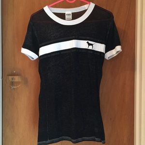 Sheer Short Sleeve T- Shirt 🌸👧🏻👚